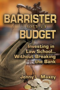 Barrister on a Budget by Jenny L. Maxey