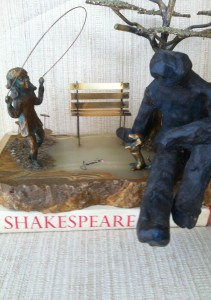 7 Shakespearean steps to good decision-making in the park by Wendy David-Gaines