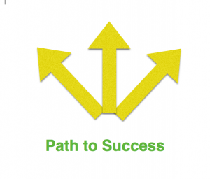 Many paths lead to success Photo by Wendy David-Gaines