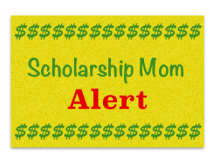 Scholarship Mom Alert, Photo by Wendy David-Gaines