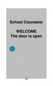 Meet with your school counselor. Photo by Wendy David-Gaines