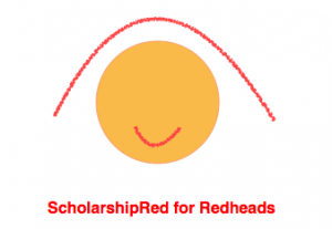 Scholarship for Redheads. Photo by Wendy David-Gaines